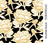 vintage seamless pattern with... | Shutterstock .eps vector #528358162