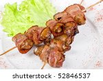 Kebab From Chicken Liver...