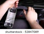 drunk driver | Shutterstock . vector #52847089