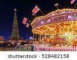 Christmas Fair In Hyde Park In...