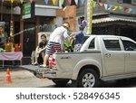 chiang mai  thailand   april 14 ... | Shutterstock . vector #528496345