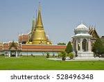 wat phra kaew temple  18th... | Shutterstock . vector #528496348