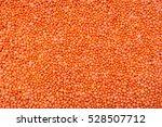 Red Lentil Background  Texture