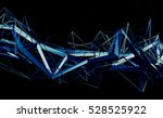 abstract 3d rendering of... | Shutterstock . vector #528525922