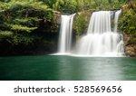 Klong Chao Waterfall Cascades...
