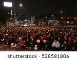 seoul  south korea   december 3 ... | Shutterstock . vector #528581806