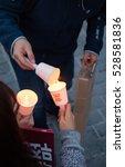 seoul  south korea   december 3 ... | Shutterstock . vector #528581836