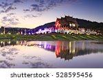 chaing mai thailand december 22 ... | Shutterstock . vector #528595456