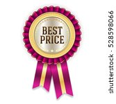 purple best price badge  ... | Shutterstock .eps vector #528598066