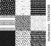 decorative seamless pattern...   Shutterstock .eps vector #528634288