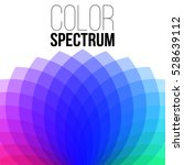 illustration of vector color