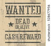 """wanted"" poster. design... 