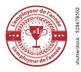 best employer of the year ... | Shutterstock .eps vector #528678502