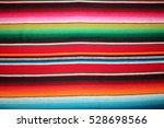 poncho cinco de mayo mexican... | Shutterstock . vector #528698566