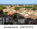 Downtown Of Avignon From The...
