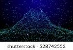 abstract vector background.... | Shutterstock .eps vector #528742552