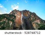 Angel Falls Is A Waterfall In...