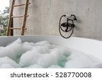 Old Fashion Faucet Over Jacuzz...