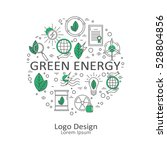 big set of symbols of...   Shutterstock .eps vector #528804856