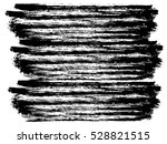 set of grunge lines. isolated... | Shutterstock .eps vector #528821515
