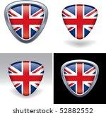 british flag crest | Shutterstock .eps vector #52882552