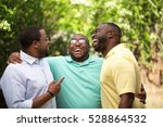 brothers laughing and having... | Shutterstock . vector #528864532