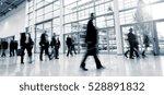 european trade fair visitors