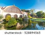Pond In Balboa Park In San...