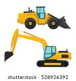 heavy duty equipment for...   Shutterstock .eps vector #528926392