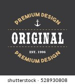 tag badge banner original... | Shutterstock .eps vector #528930808