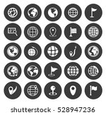 map icons set | Shutterstock .eps vector #528947236