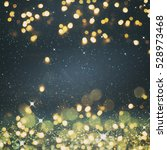 glitter lights background.... | Shutterstock . vector #528973468