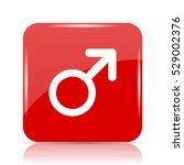 male sign icon. male sign... | Shutterstock . vector #529002376