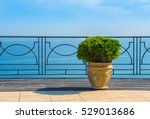 View Of Sea From Balcony Of...