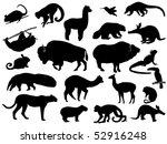 animal | Shutterstock .eps vector #52916248