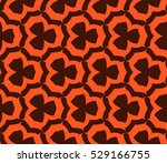abstract seamless pattern.... | Shutterstock .eps vector #529166755
