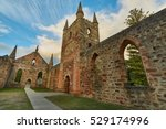 port arthur  historic convict... | Shutterstock . vector #529174996
