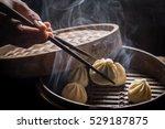 Fresh And Hot Manti Dumplings...