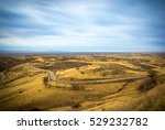 country roads of boise  idaho... | Shutterstock . vector #529232782