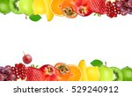 fruits. fresh food. concept | Shutterstock . vector #529240912