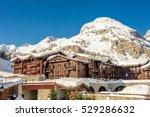 Alpine Winter Mountain...