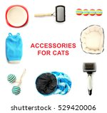 Different Cats Accessories On...