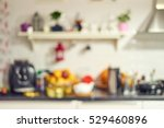 blurred bright background with... | Shutterstock . vector #529460896