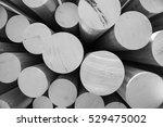aluminum metal raw material in... | Shutterstock . vector #529475002