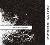 grunge background | Shutterstock .eps vector #52951450