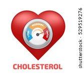 cholesterol meter | Shutterstock . vector #529519276