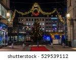 23 december 2014  central... | Shutterstock . vector #529539112