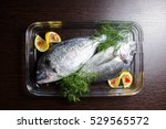 Fresh Fish With Herbs And Lemon