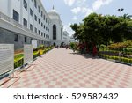hyderabad  india   august 13... | Shutterstock . vector #529582432