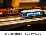Train Hobby Model On The Model...